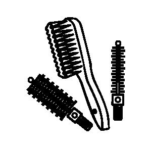 Ерши и Щетки-сметки ручные